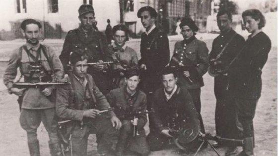 Todos os elementos do grupo tinham sobrevivido a campos de concentração