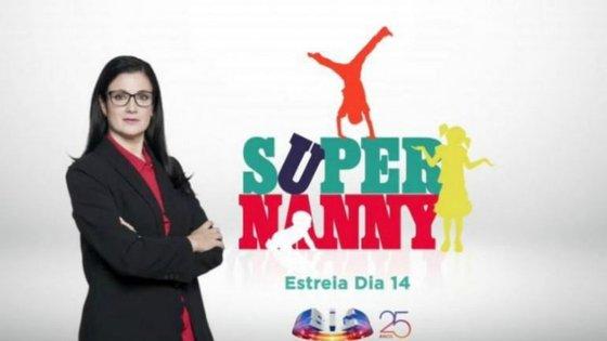 """SIC diz que imposições do tribunal """"inviabilizam a transmissão"""" de SuperNanny"""