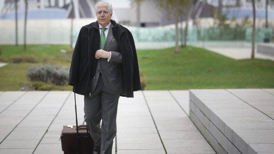 O procurador Orlando Figueira é acusado de ter sido corrompido para arquivar processos