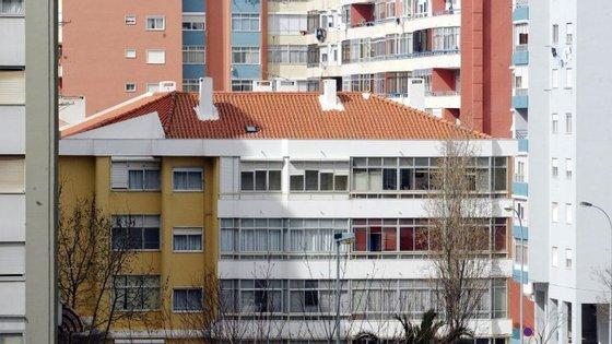 41 municípios apresentaram um preço mediano de venda de habitação acima do valor nacional