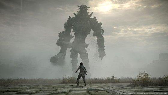 """""""Shadow of the Colossus"""" de Fumito Ueda é considerado por muitos como o melhor jogo de sempre"""