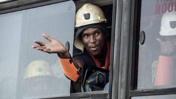 Todos os mineiros foram resgatados