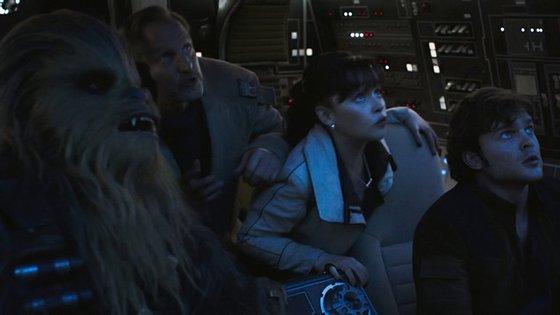 O filme acompanhará as aventuras de um jovem Han Solo e o seu companheiro Chewbacca. É a segunda prequela da saga
