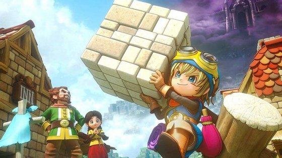 Dragon Quest Builders saiu em 2016 nas consolas PlayStation, mas chega esta semana à Nintendo Switch.