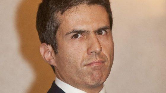 Adolfo Mesquita Nunes, vice-presidente do CDS
