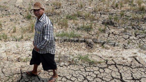 As estimativas apontam para que deixe de haver água nas torneiras a 16 de abril