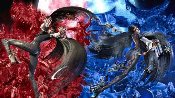 Bayonetta 1 e 2 marcaram os jogos de ação por elevarem o exagero a níveis nunca antes vistos.