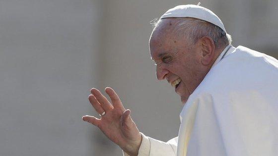 O Papa Francisco, um jesuíta