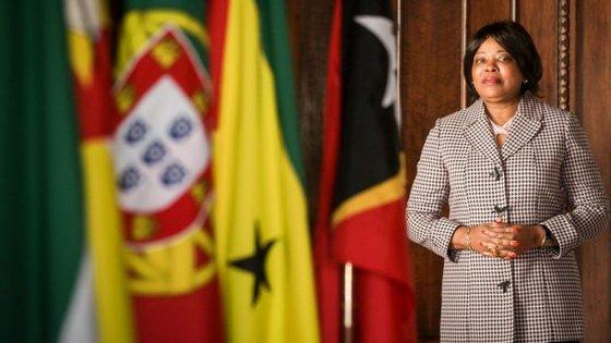 Maria do Carmo Silveira, natural de São Tomé e Príncipe, é a secretária-executiva da Comunidade dos Países de Língua Portuguesa (CPLP)