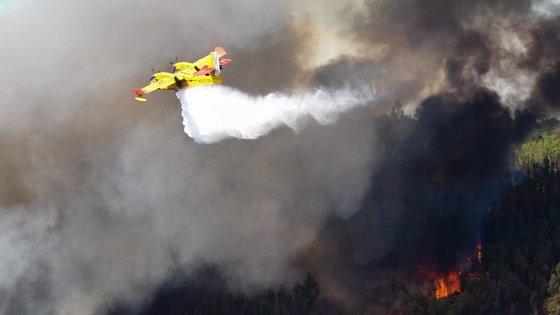 O Governo terá de fazer ajustes diretos para garantir os meios aéreos a tempo da época crítica de incêndios de 2018