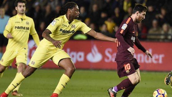 Rúben Semedo fez o último de cinco jogos pelo Villarreal em dezembro, sofrendo uma lesão que o afastará por três meses