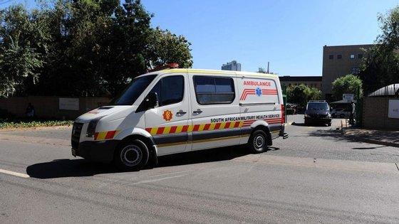 Foram confirmados na África do Sul 915 casos da doença desta doença infecciosa