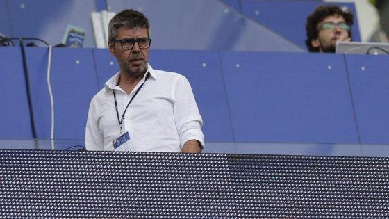 Francisco J. Marques, diretor de comunicação do Porto
