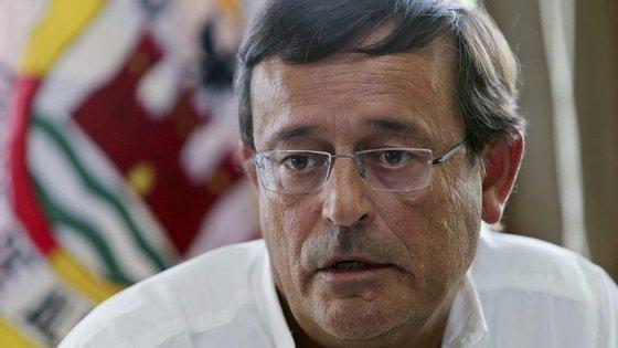 Carlos Silva e Sousa tinha 60 anos (foto retirada da página de candidatura do autarca VamosJuntos.pt)