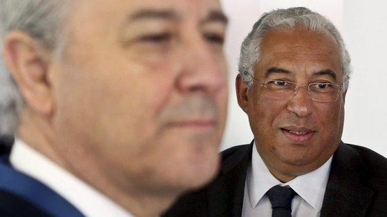 Rui Rio e António Costa também terão discutido matérias mais complexas como Justiça, Segurança Social e reforma do Estado