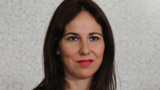 A secretária de Estado da Indústria, Ana Lehmann