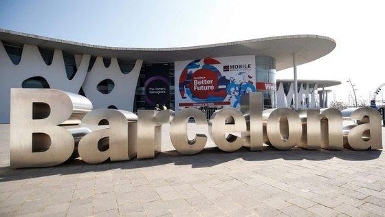 O MWC decorre em Barcelona de 26 fevereiro a 1 de março