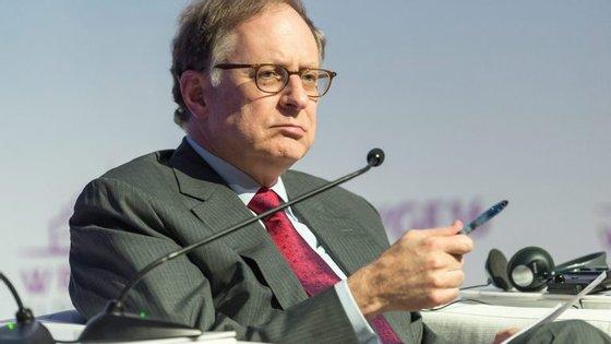 Alexander Vershbow é antigo vice-secretário-geral da NATO e embaixador norte-americano