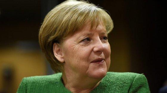 Na segunda-feira vai ser realizado um congresso extraordinário da CDU, no qual os delegados vão votar o pacto de Governo alcançado com o SPD