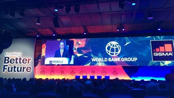 O Mobile World Congress decorre em Barcelona de 26 fevereiro a 1 de março