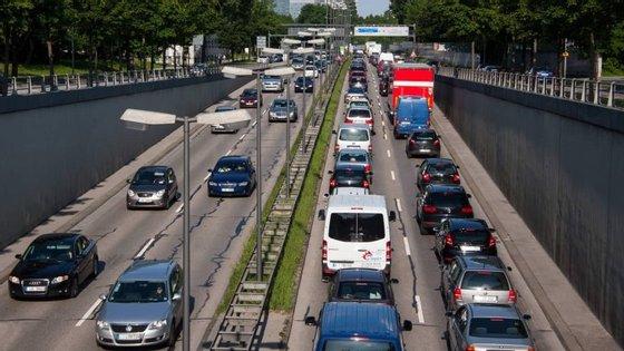 Munique é uma das cidades alemãs com o ar mais poluído