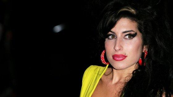 Amy Winehouse foi encontrada morta na sua casa no norte de Londres, em 2011