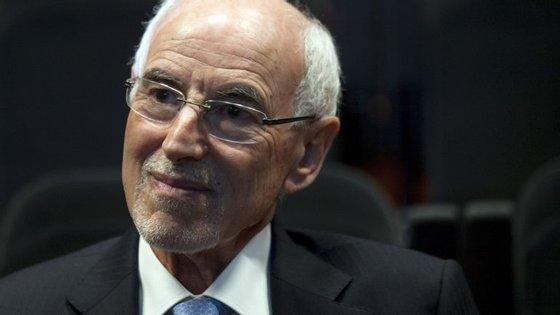 O advogado Proença de Carvalho era advogado do banqueiro Carlos Silva