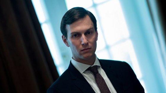 Jared Kushner tem 37 anos e é casado com Ivanka Trump