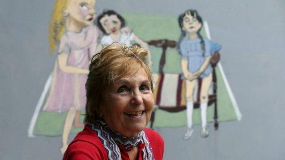 A exposição, que inclui cinco obras da artista portuguesa, vai estar no Tate Britain até 27 de agosto