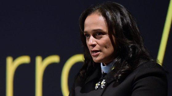 Isabel dos Santos está a ser duramente criticada pelo seu sucessor na presidência da petrolífera Sonangol.