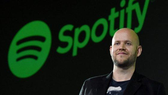 O Spotify é um serviço de streaming de música criado na Suécia em 2006 e lançado em 2008