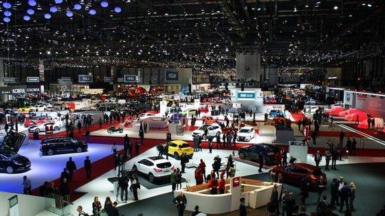 O Salão Automóvel de Genebra está à porta e estas são as principais novidades que seleccionámos para si. Conheça-as na fotogaleria