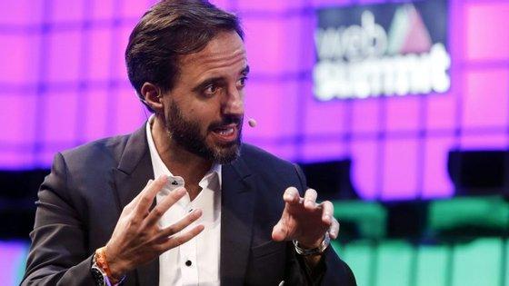 José Neves criou a Farfetch em 2008