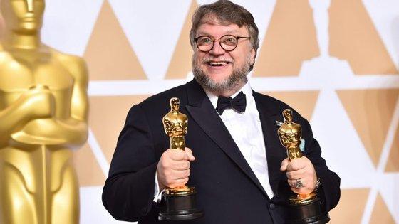 Guillermo del Toro foi o grande vencedor da noite