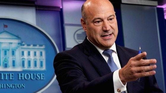 Gary Cohn já foi presidente da Goldman Sachs
