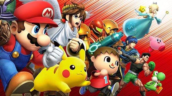 O primeiro título de Super Smash Bros. foi lançado em 1998, para a Nintendo 64
