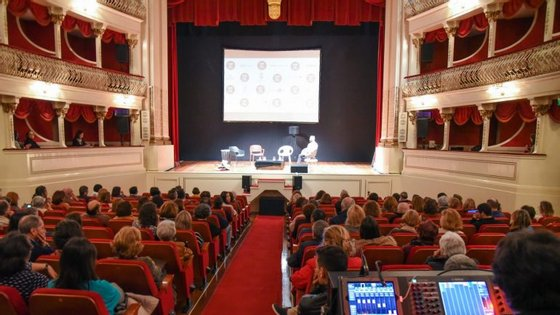 O Festival Literário da Madeira arrancou na terça-feira e termina este sábado, no Funchal