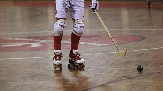 É a segunda vez que o Benfica vai à final da Liga Europeia feminina em hóquei em patins