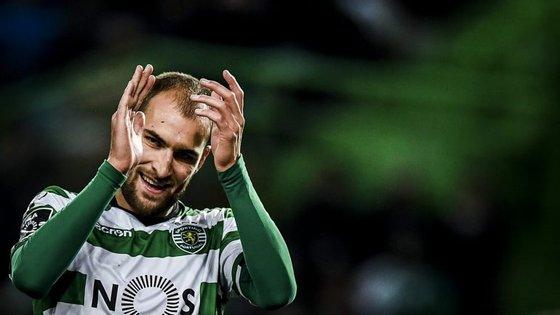 Dost leva uma média superior a um golo por jogo no Campeonato: em 54 encontros desde 2016/17, apontou 57 golos