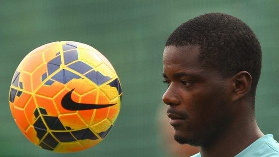 William de Carvalho foi um dos jogadores que cessou o contrato com o clube de Alvalade,depois do ataque em Alcochete