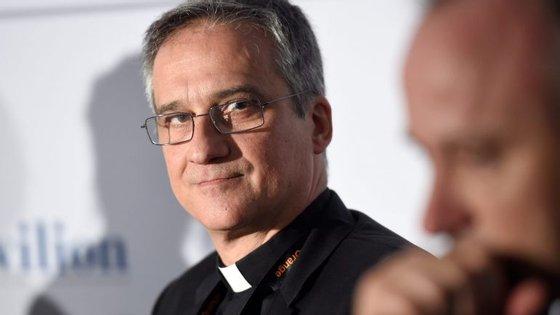 Dario Viganò era o prefeito da secretaria da comunicação do Vaticano