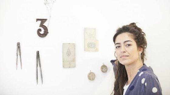 Aos 31 anos, Inês Telles exporta as suas joias para França, Suíça, Alemanha e para os Estados Unidos.