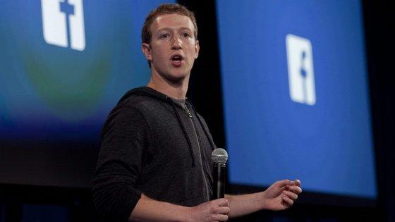 Mark Zuckerberg esteve a ser ouvido no Congresso a 10 e 11 de abril