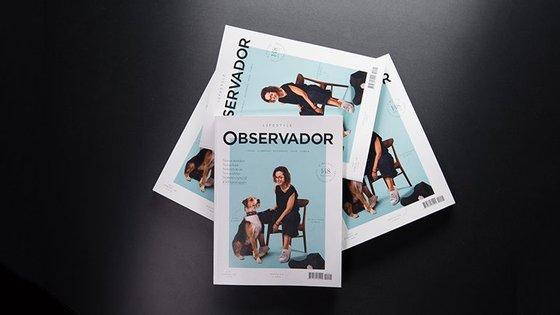 A revista chegou às bancas em novembro de 2017