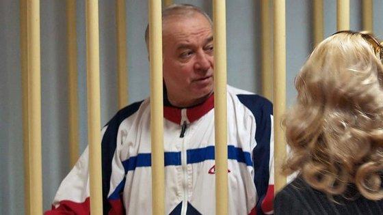 Sergei e Yulia Skripal foram envenenados a 4 de março, no Reino Unido