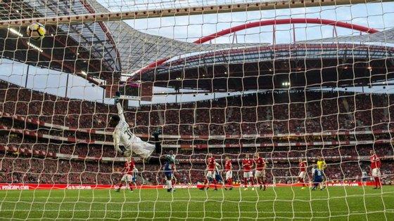 Golo de Herrera alterou por completo as contas do Campeonato para FC Porto, Benfica e também Sporting