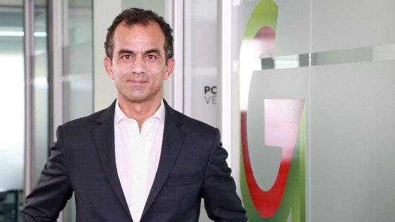 Celso Guedes de Carvalho, na imagem, é o presidente executivo da Portugal Ventures.