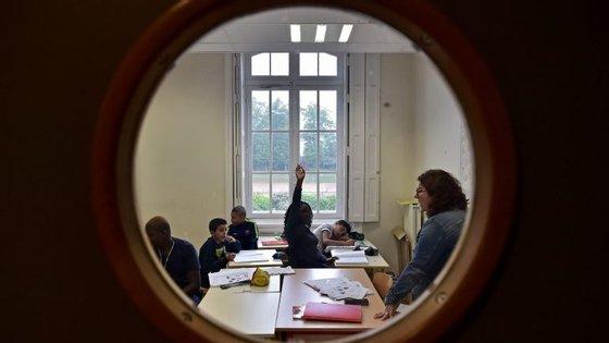 Psicólogo Eduardo Sá é o mentor da ideia. Pais da Confap e editora Leya associaram e criaram o concurso de ideias extraordinárias para distinguir as Escolas Amigas da Criança.