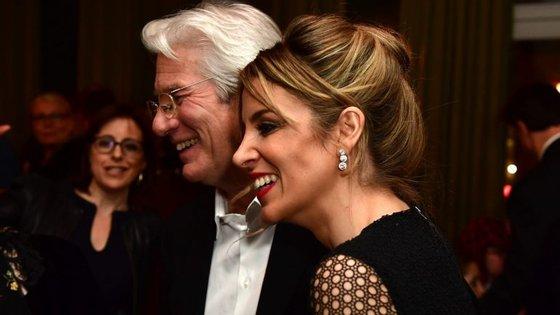 Antes de casar com Alejandra Silva, o ator esteve casado com Cindy Crawford e Carey Lowell
