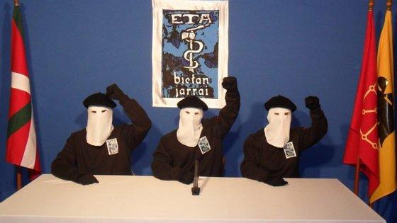 """ETA declara """"cessação definitiva"""" do conflito armado, 2011"""
